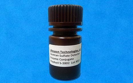 S-3802:硫酸葡聚糖检测器酶结合物,HRP结合,液体